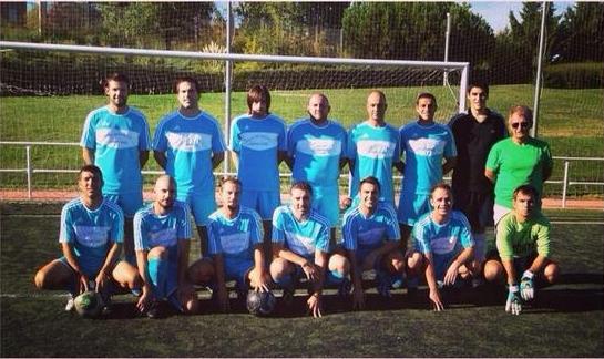 Liga municipal de futbol 7 1 division - Temperatura rivas vaciamadrid ...