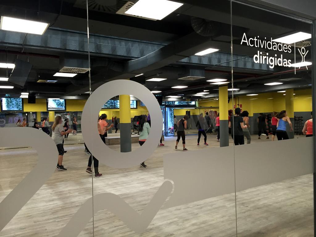 Altafit gym club rivas en rivas for Gimnasio fitness club