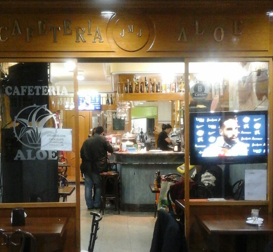 Cafeteria aloe en rivas - Temperatura rivas vaciamadrid ...
