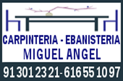 Carpinteria Miguel Angel