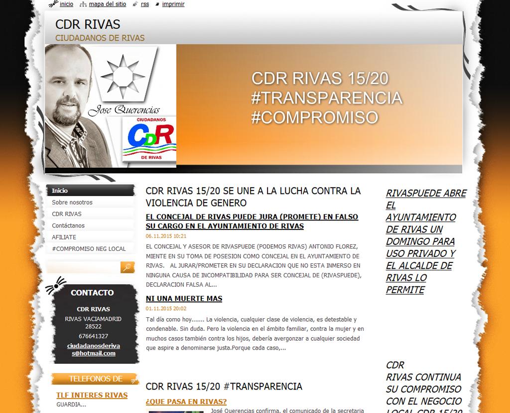 Imagenes CIUDADANOS DE RIVAS