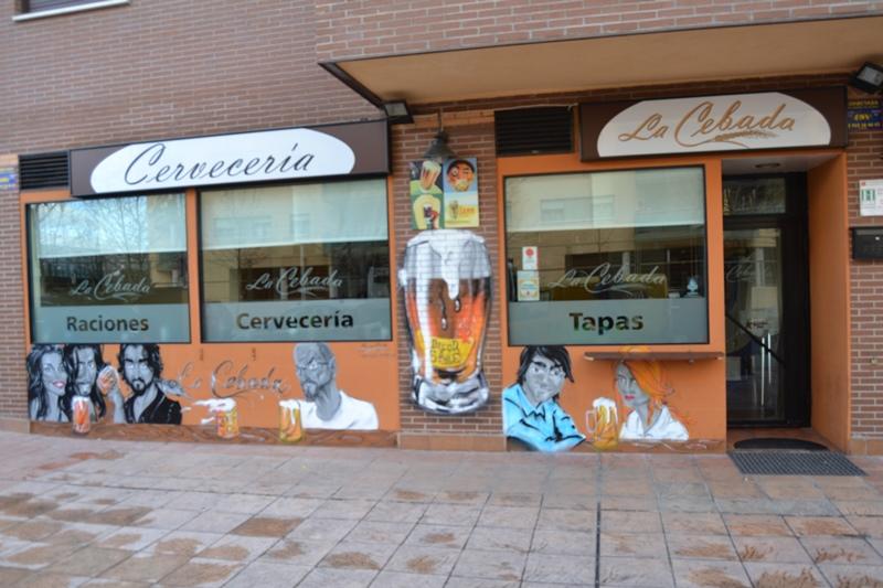 Cerveceria la cebada en rivas - Temperatura rivas vaciamadrid ...