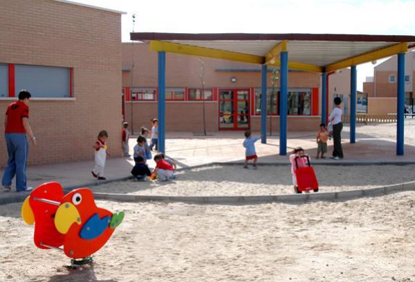 La comunidad elimina un aula del nuevo for Rea comunidad de madrid