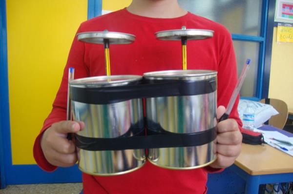 Instrumentos Musicales Con Materiales Reciclables | apexwallpapers.com
