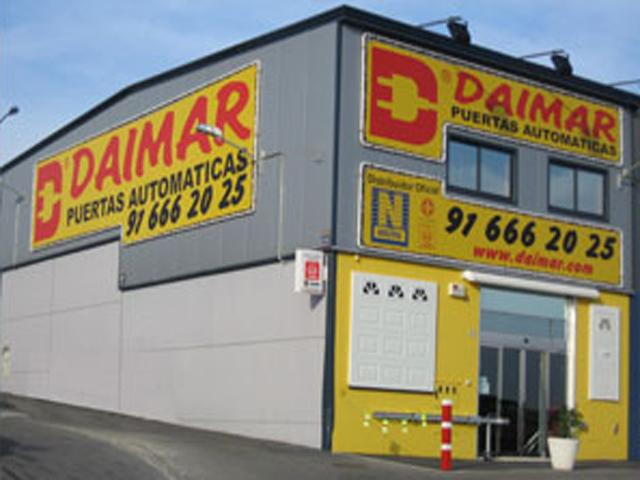 Daimar puertas automaticas instalador en rivas vaciamadrid - Temperatura rivas vaciamadrid ...