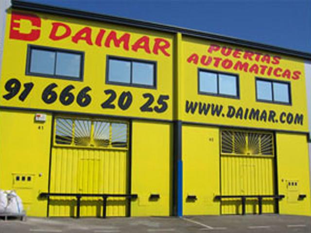 Imagenes DAIMAR PUERTAS AUTOMATICAS