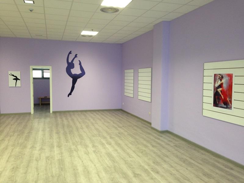 Academia de ballet en latex - 4 3