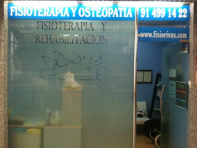 Imagenes FISIORIVAS - FISOTERAPIA, OSTEOPATIA Y PILATES