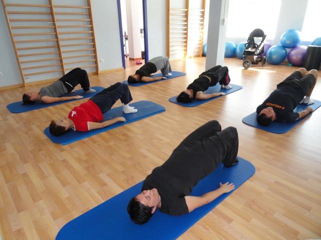 yoga rivas