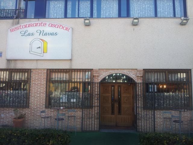 Restaurante asador las navas restaurante asador en rivas - Temperatura rivas vaciamadrid ...