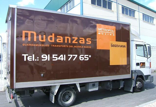 Imagenes MUDANZAS SEGOVIANA