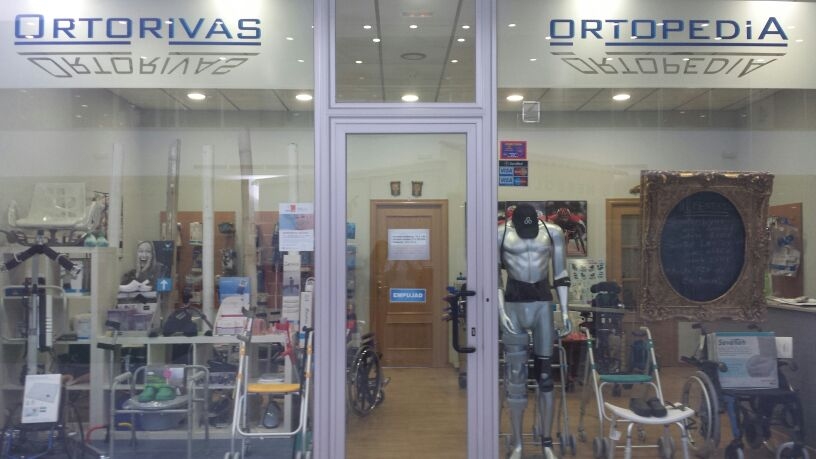 Ortorivas ortopedia ortopedias en rivas - Temperatura rivas vaciamadrid ...