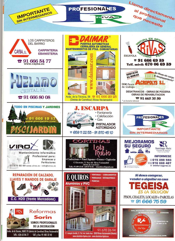 Imagenes PROFESIONALES DE RIVAS
