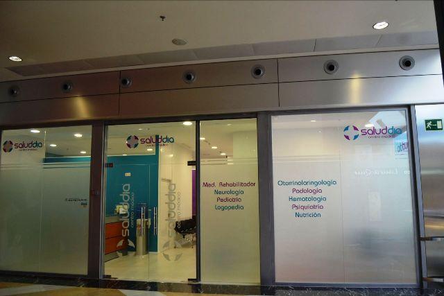 Saluddia centro medico en rivas - Temperatura rivas vaciamadrid ...