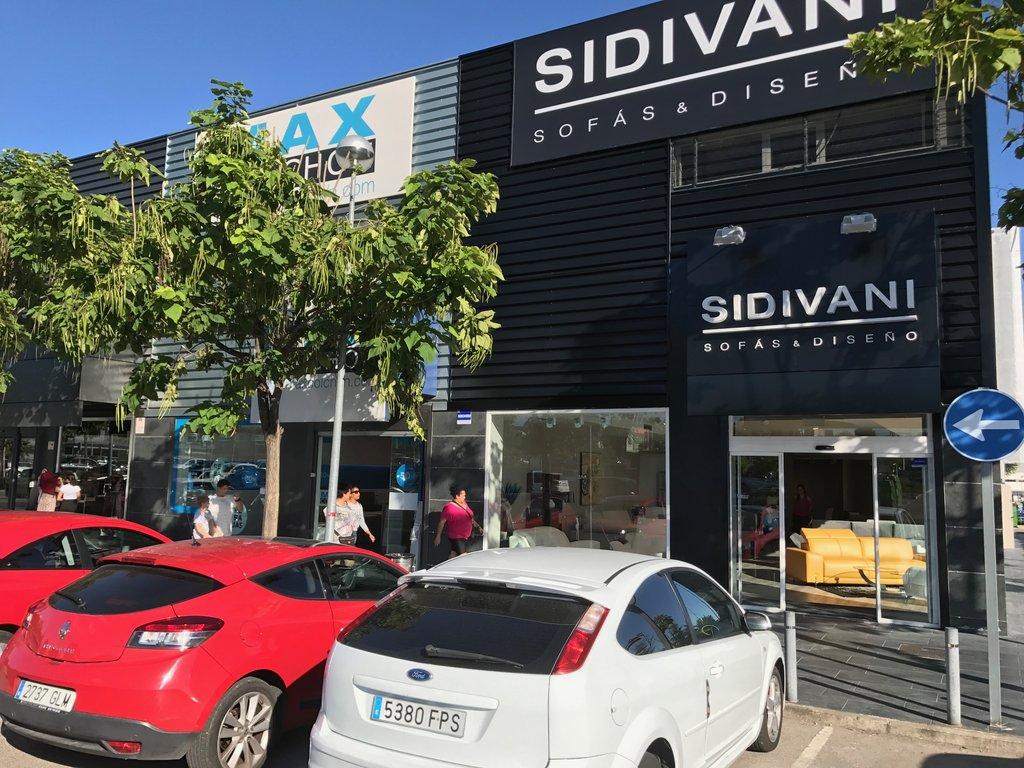 Imagenes SIDIVANI - SOFAS & DISEÑO