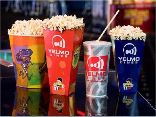 Palomitas de Yelmo Cines
