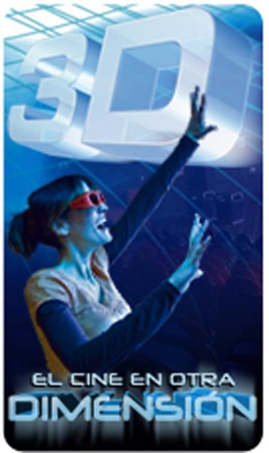 Imagenes YELMO CINES RIVAS FUTURA 3D